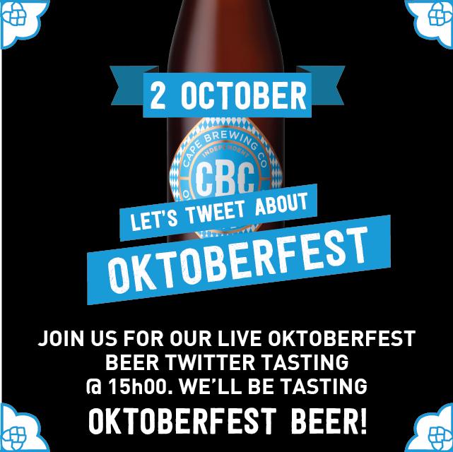 Oktoberfest Live Twitter Tasting CBC