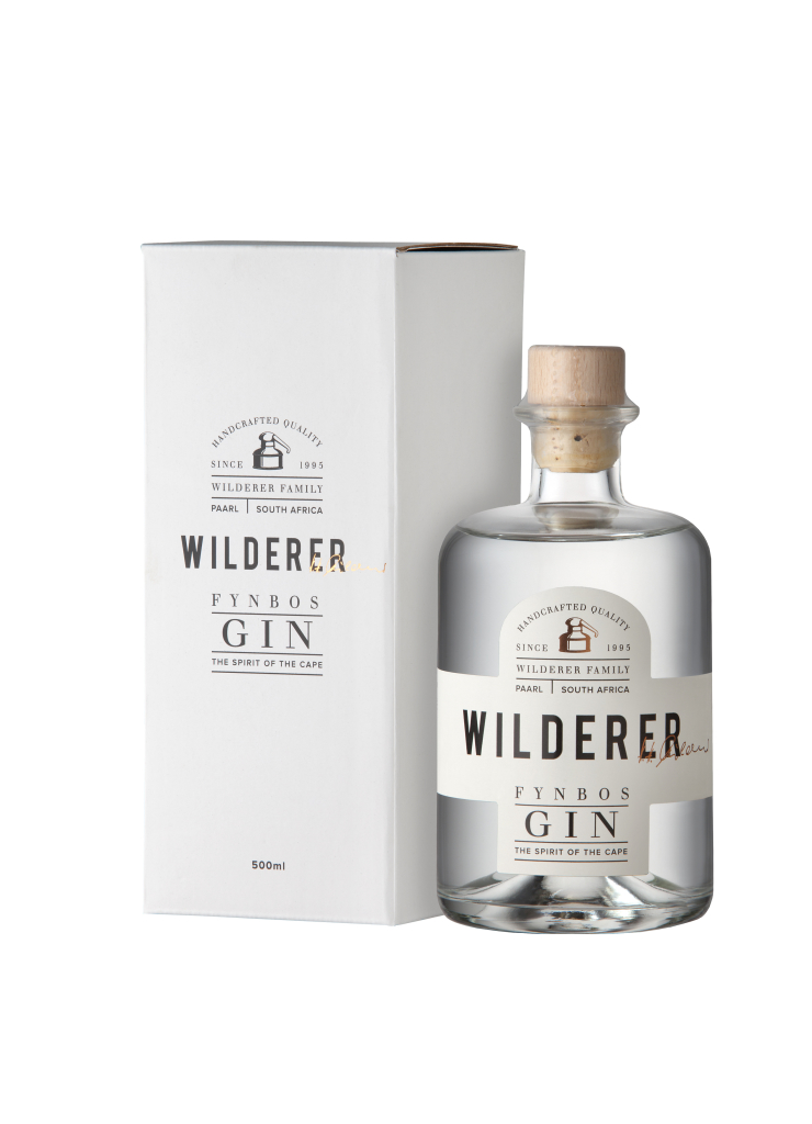 Wilderer Fynbos Gin